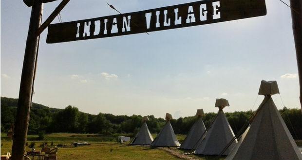 Kárpátalja ma: indián település vidékünkön