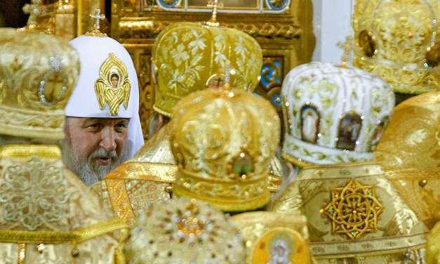 Az orosz ortodox egyház kemény választ ígér Konstantinápolynak az ukrán egyház függetlenségének elismerésére
