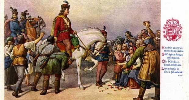 Kárpátalja anno: II. Rákóczi Ferenc fogadtatása a munkácsi birtokokon