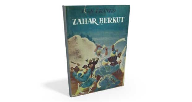 Könyvajánló: Zahar Berkut