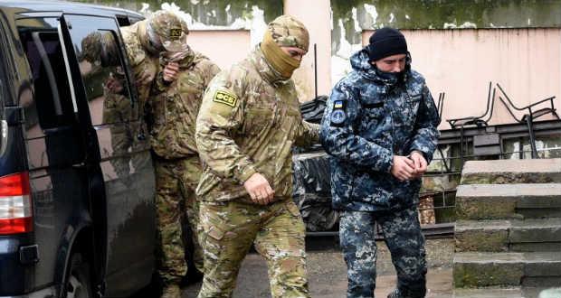 G7: Oroszországnak nincs mentsége arra, hogy katonai erőt alkalmazott az ukrán hajók és tengerészek ellen