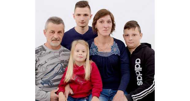 Nagycsaládok Kárpátalján: Birta István és Gyöngyi családja
