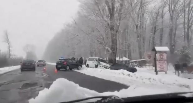 Idén már 21 személyi sérüléssel járó baleset történt Kárpátalján