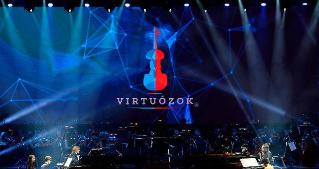 Jubileumi hangversenyen lépnek fel a Virtuózok
