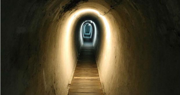 Kárpátalja ma: az Árpád-vonal fennmaradt földalatti bunkerrendszere