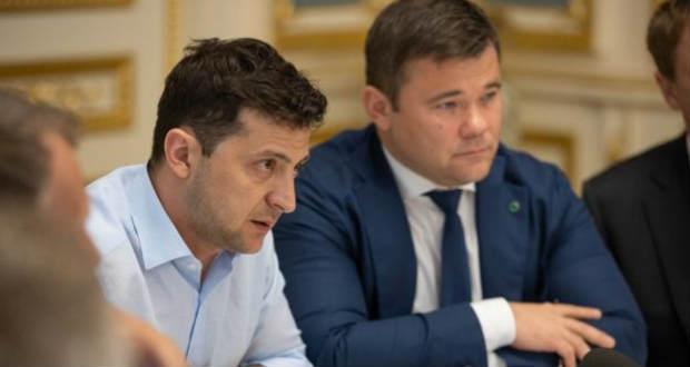 """""""Kolomojszkij ügyvédje"""" lett az elnöki adminisztráció vezetője"""