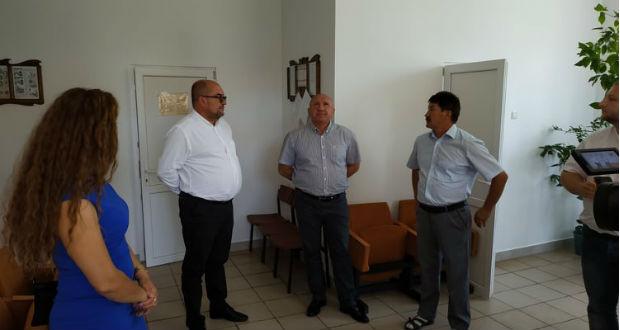 Felújított orvosi rendelőket adtak át a Nagyszőlősi járásban