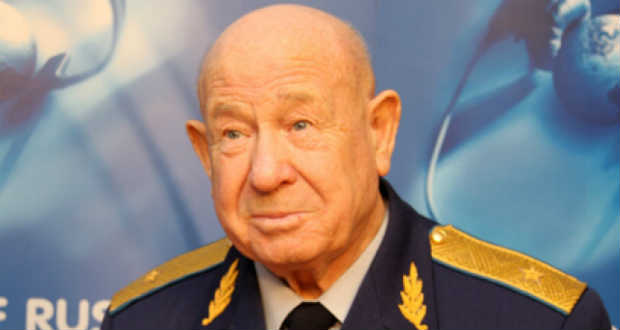 Elhunyt Alekszej Leonov, az első űrhajós, aki kilépett a világűrbe