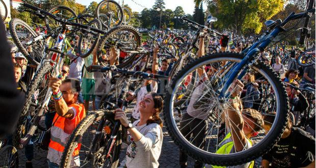 Kárpátalja ma: lezárult a bicikliszezon Ungváron
