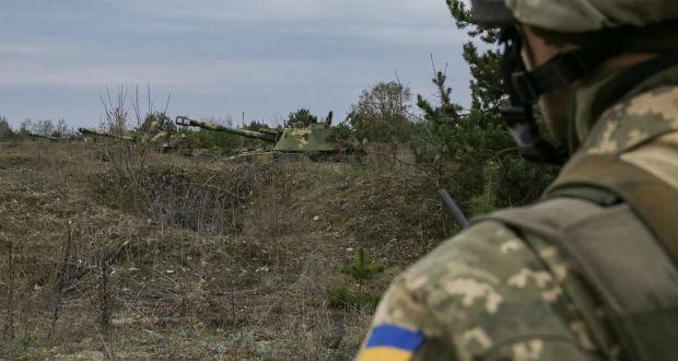 Újabb fegyveres összetűzés az ukrán frontvonalon
