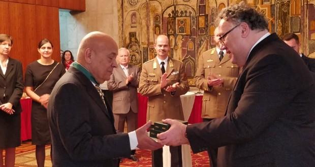Magyar állami kitüntetést kapott Hennagyij Moszkal
