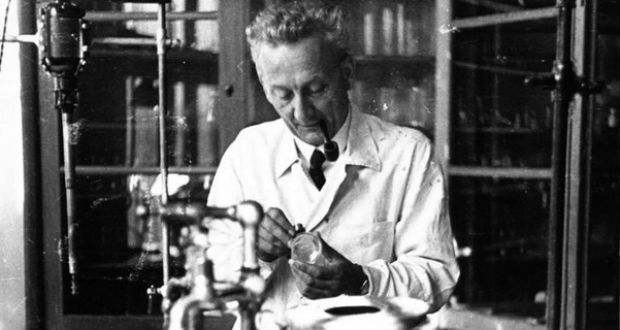 Harminckét éve halt meg Szent-Györgyi Albert, a C-vitamin felfedezője