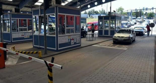 Két napra leáll az Ungvár–Felsőnémeti határátkelőhely