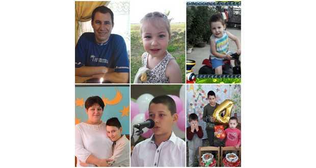 Nagycsaládok Kárpátalján: a Sebestyén család