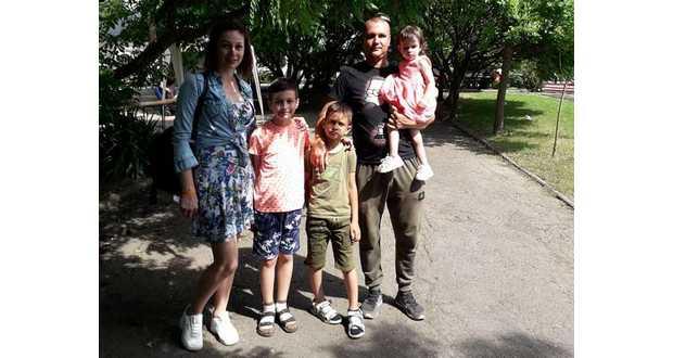 Nagycsaládok Kárpátalján: a Tihor család