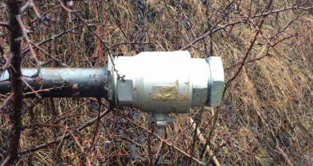 Megfúrták az olajvezetéket Balazséron
