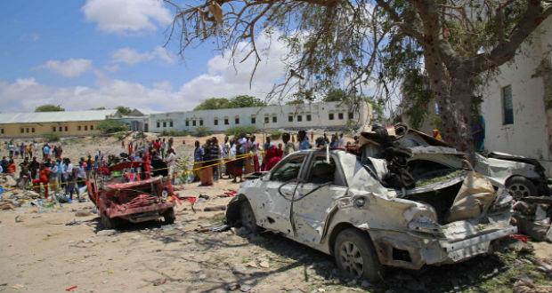 Pokolgépes merényletben sokan meghaltak a szomáliai fővárosban