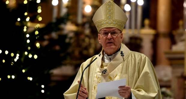 Erdő Péter: az egyház feladata az, hogy ott nyújtson segítséget, ahol a baj van