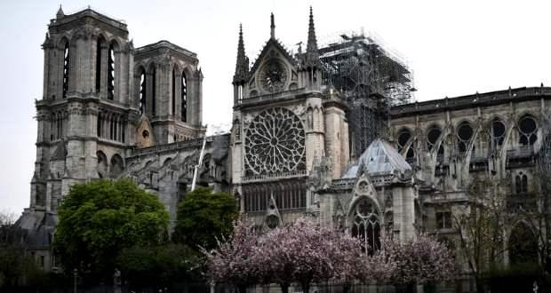 Az elöljáró szerint csak 50 százalék esély van a Notre-Dame megmentésére