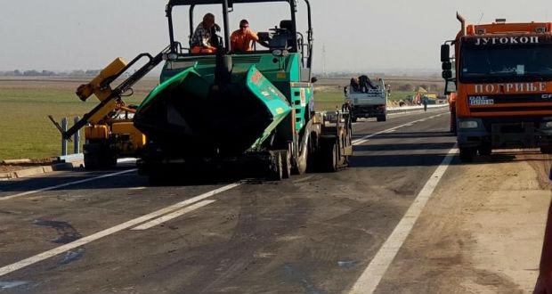 Elkerülő út épült Szabadka körül a magyar határig