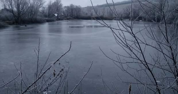Jeges tóba fulladt két férfi a Beregszászi járásban