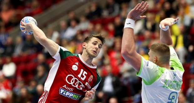Újabb magyar bravúr a kézi-Eb-n: Szlovéniát is legyőzte a válogatott