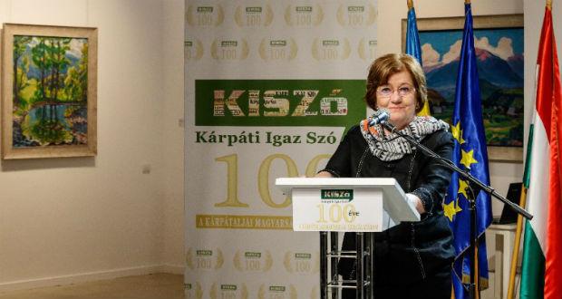 Szili: a kárpátaljai magyar sajtó fontos szerepet játszik a nemzeti összetartozás erősítésében