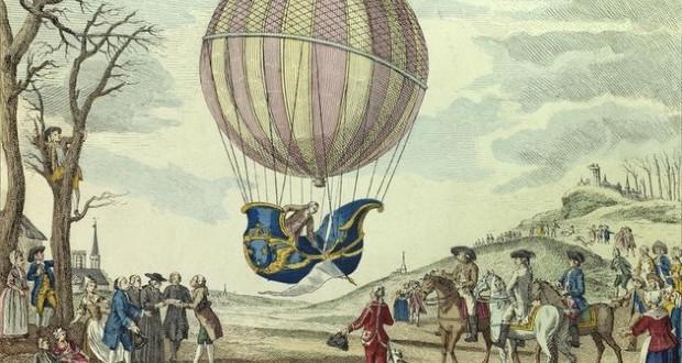 Amikor Európa ege hőlégballonokkal volt tele