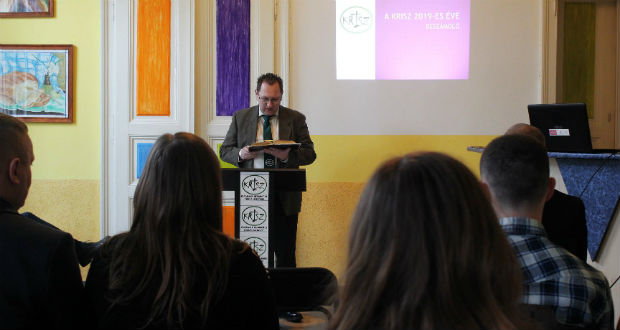 Tisztújító közgyűlést tartott a KRISZ