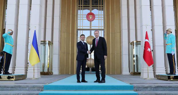Erdogan: Törökország nem ismeri el a Krím törvénytelen elcsatolását