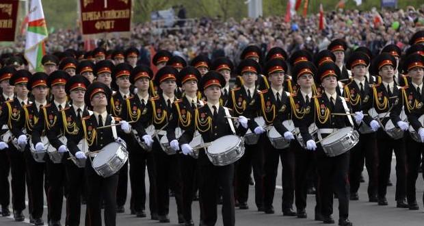 A fasizmus feletti győzelem 75. évfordulóját ünneplik ma a szovjet utódállamok