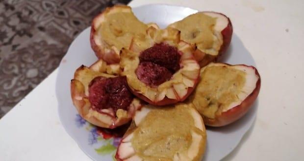 Töltött alma
