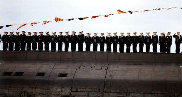 Megemlékeztek a Kurszk tengeralattjáró pusztulásának 20. évfordulójáról