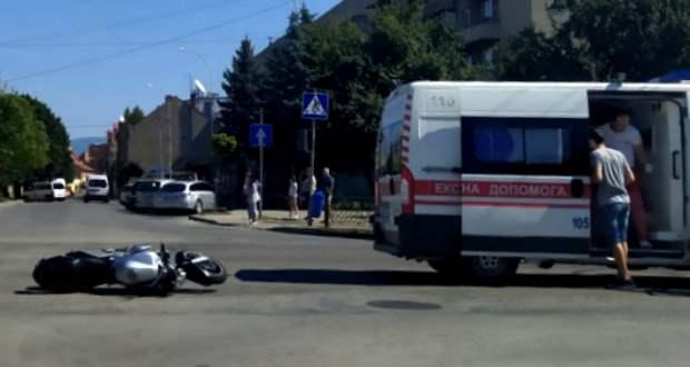 Közúti baleset Ungváron