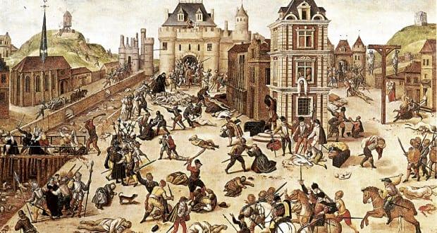 Szent Bertalan éj: többezer hugenottát gyilkoltak meg 1572-ben