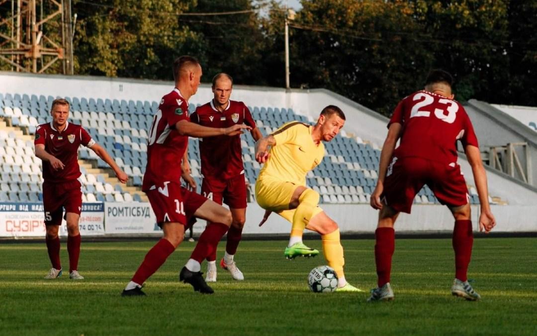 Lendületben az Ungvári FC, minaji vereség Kijevben