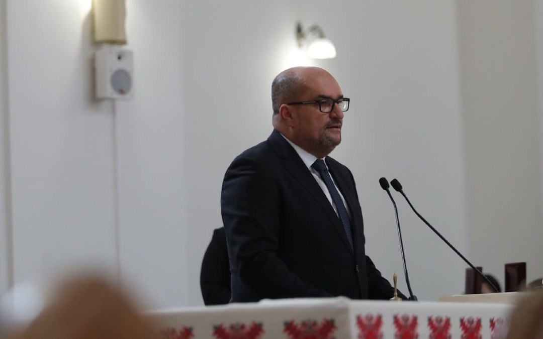 A speech by László Brenzovics at the opening of the new academic year at the Rákóczi Institute