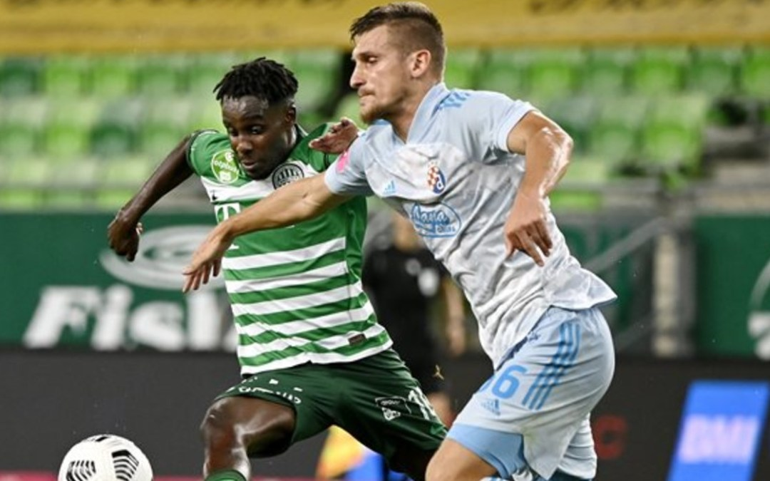 A Dinamo Zagrebet is kiejtette a Ferencváros
