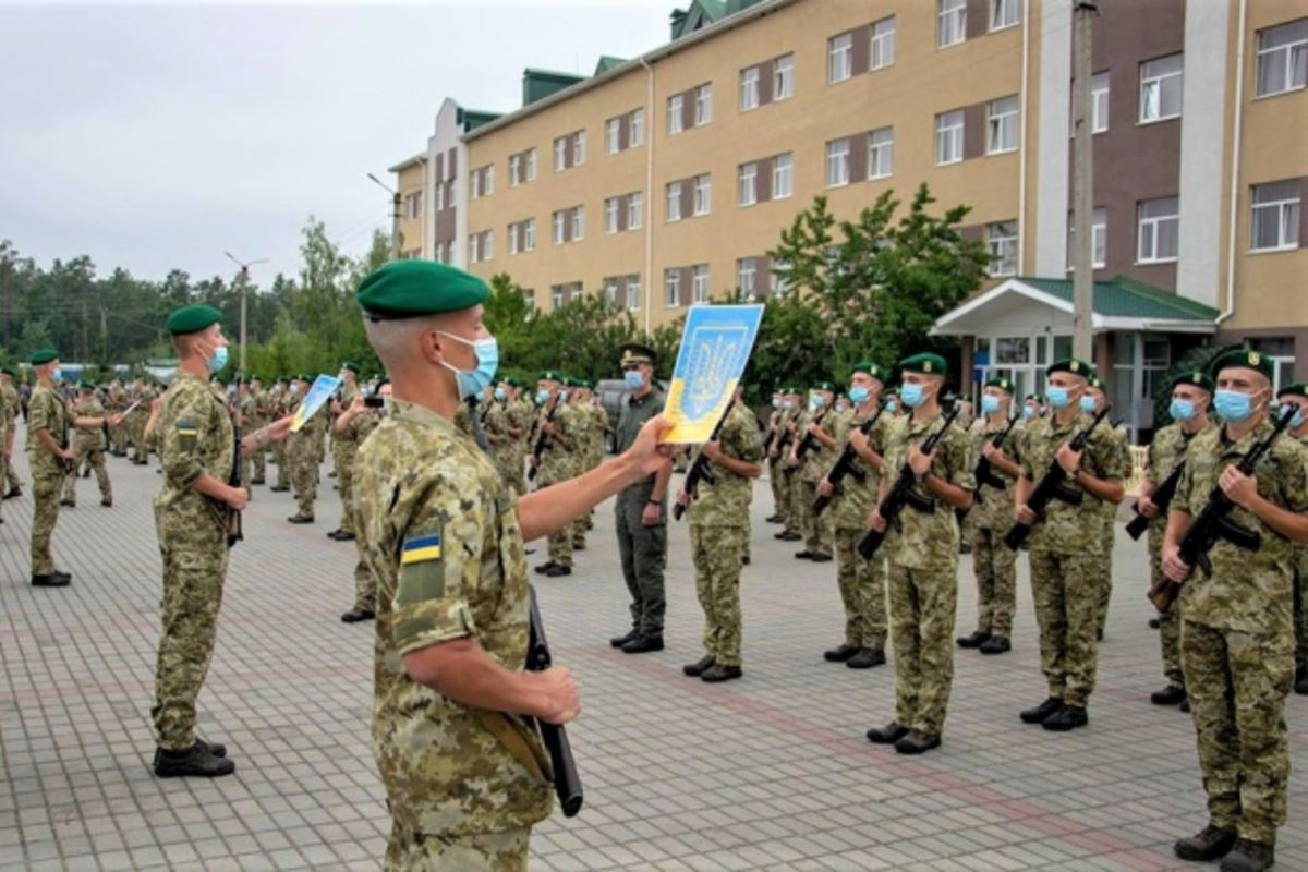 ukrán sorkatonaság