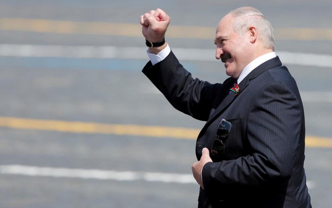 Leváltotta Fehéroroszország belügyminiszterét Lukasenka
