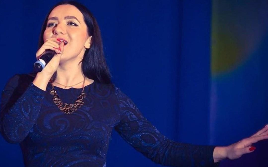 Felhangolva: Ljudmila Palamarcsuk énekesnő
