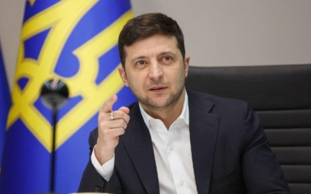 """Zelenszkij: Fehéroroszországban is bekövetkezhet egy """"Majdan"""""""