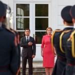 Zelenszkij Pozsonyban tárgyal a Szlovák elnökkel