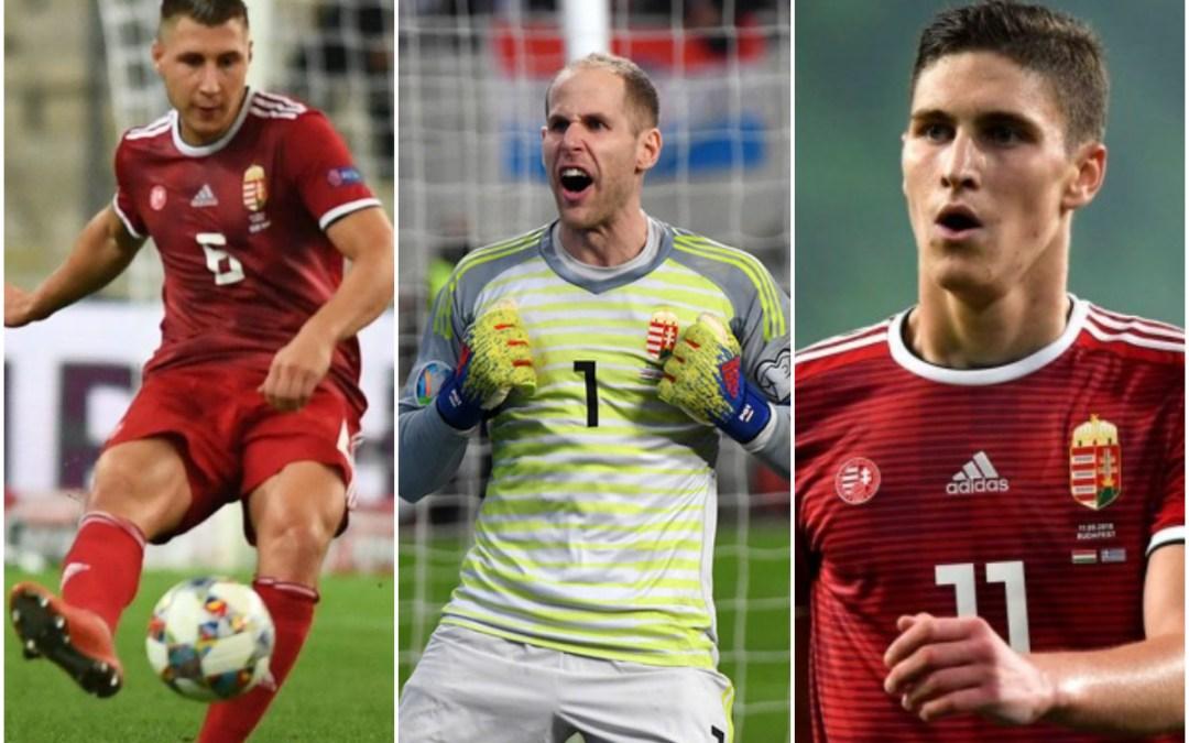 A tíz legnagyobb piaci értékkel rendelkező magyar focista
