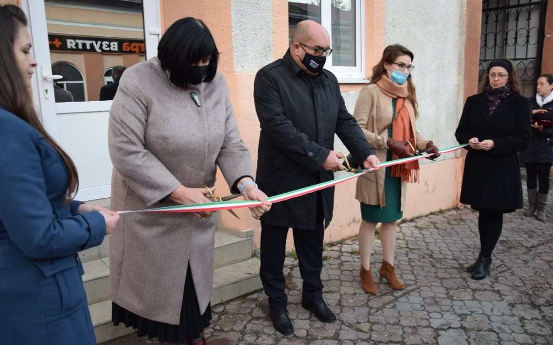Fedák Sári Cultural Center opened in Beregszász
