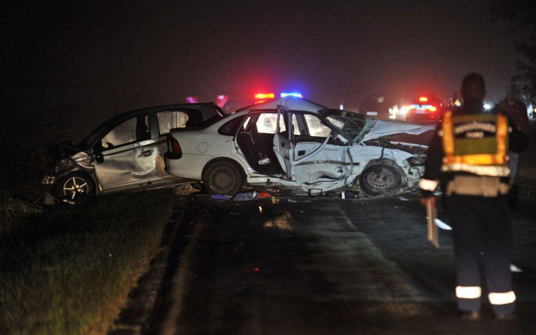Halálos balesetet okozó ukrán sofőrt tartóztattak le Kecskeméten