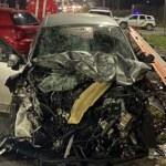 Halálos autóbaleset a Kijev-Csap autóúton