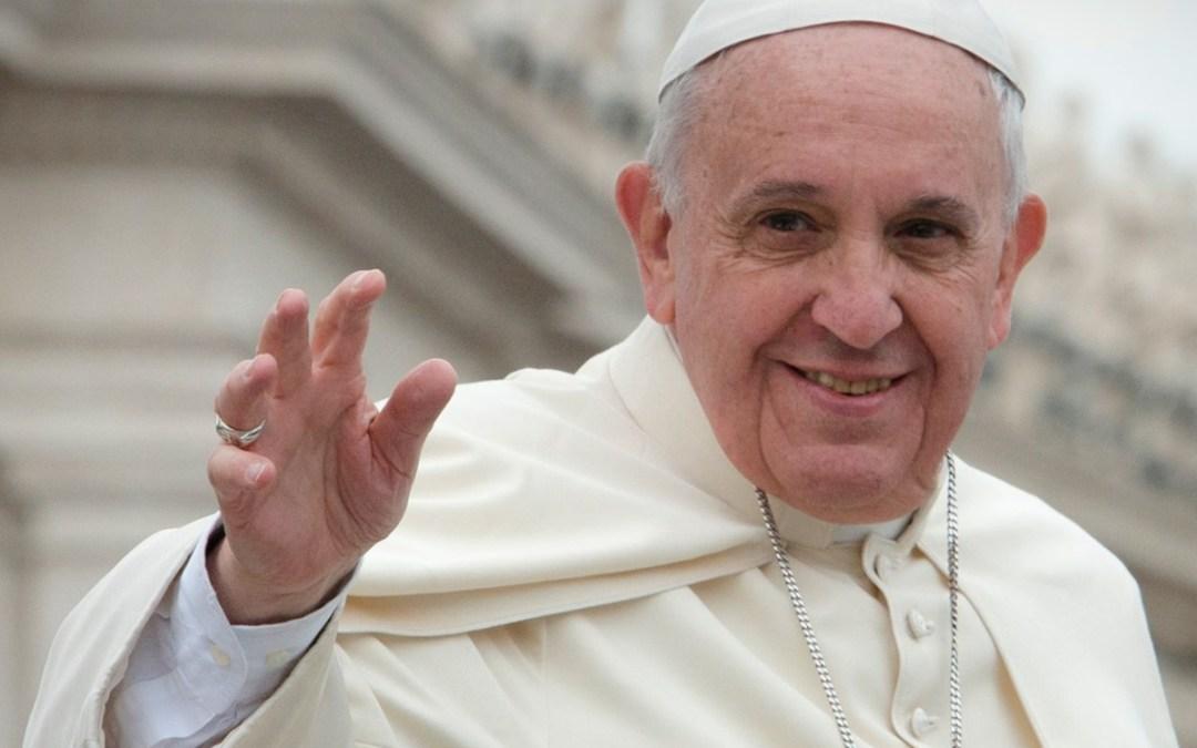 A járványok és háborúk áldozataiért imádkozott Ferenc pápa