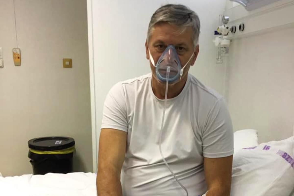 Grezsa István koronavírusos