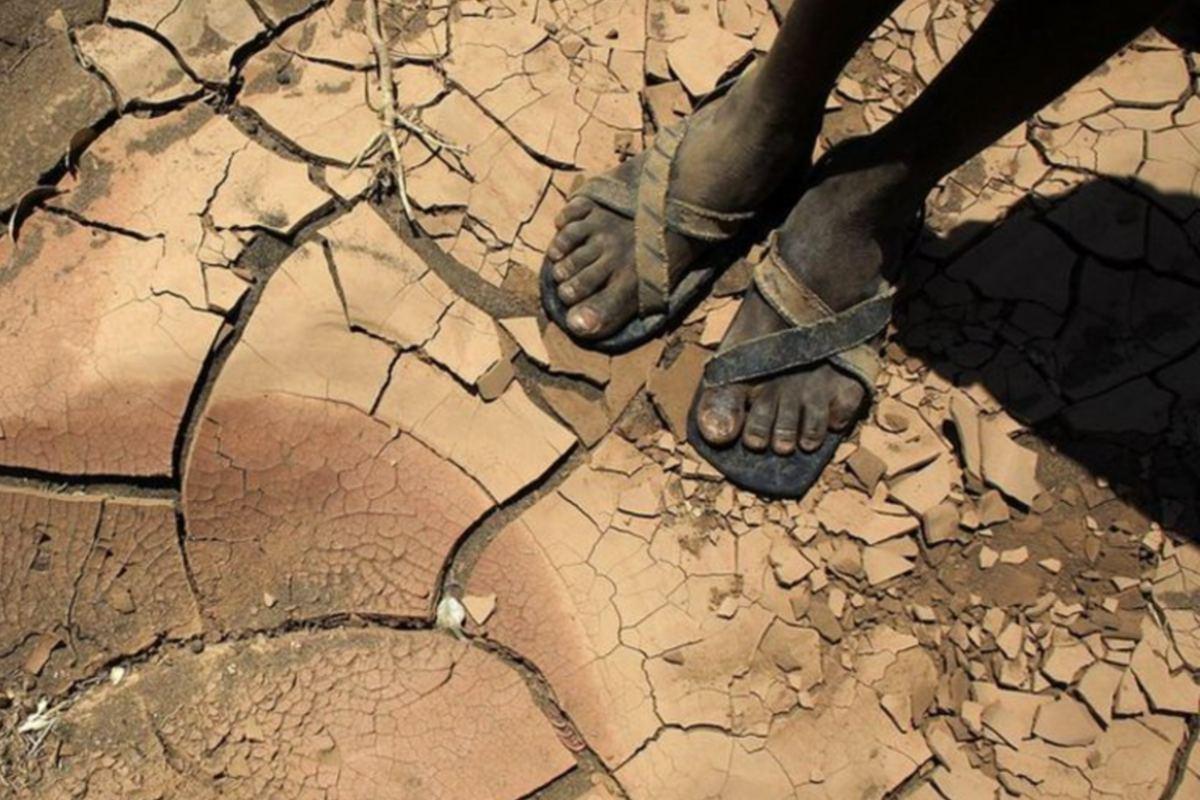 klímasváltozás Afrika